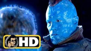 GUARDIANS OF THE GALAXY 2 (2017) Movie Clip - Yondu's Death for Peter FULL HD Marvel Superhero