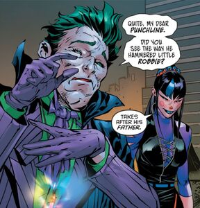 Joker and Punchline Prime Earth 03