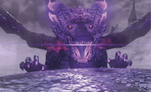 SMO Ruined Dragon Preparing Attack