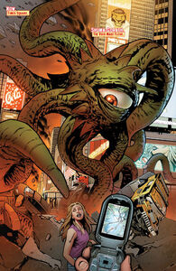 Shuma-Gorath (Mighty Avengers Vol 2 3)
