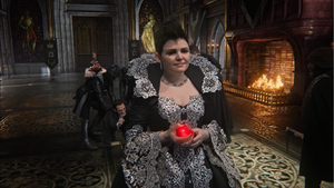 Snow White heart