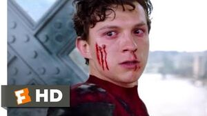 Spider-Man Far From Home (2019) - Spider-Man vs