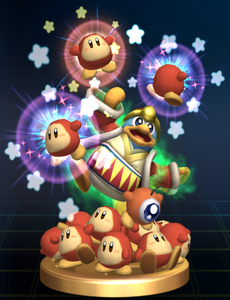 Waddle Dee Army - Brawl Trophy
