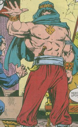 Abdul Alhazred (Marvel)