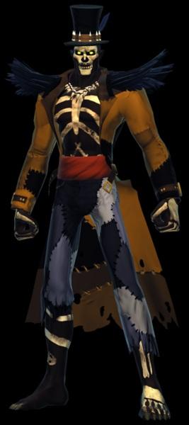 Baron Cimetiere