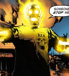 Doctor Phosphorus Smallville