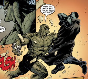 Killer Croc Prime Earth 0028