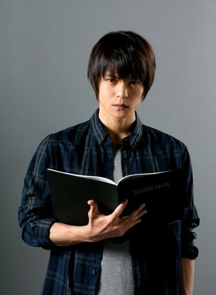 Light Yagami (TV Drama)