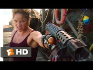 Love and Monsters (2021) - Fighting Pirates Scene (9-10) - Movieclips