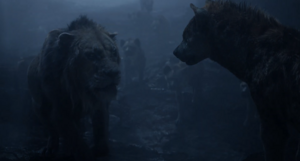 Shenzi, Kamari and Azizi The Lion King (2019 film) 03