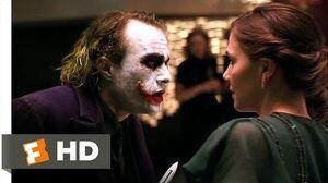 The Dark Knight (3 9) Movie CLIP - Always Smiling (2008) HD