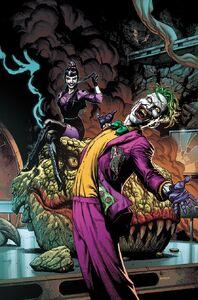 The Joker Vol 2 3 Textless Frank Variant