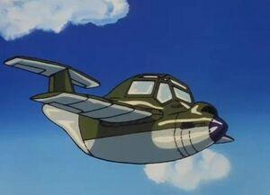The Pilaf Plane
