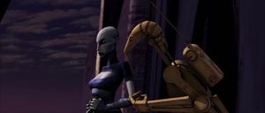 Ventress droid