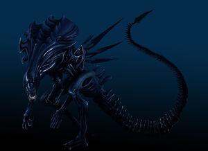 Alien-Queen