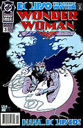 Eclipso possessed Wonder Woman