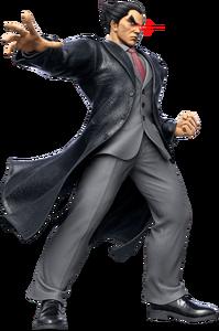 Kazuya SSBU Suit