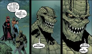 Killer Croc Prime Earth 0054