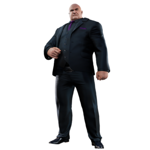 Kingpin from MSM render