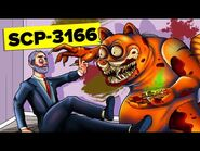 SCP-3166 - Monster Garfield Attack (Gorefield) (SCP Animation)