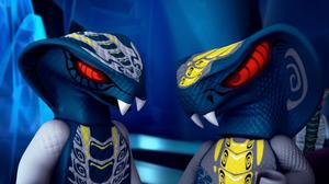 Skales & Mezmo (Ninjago)
