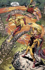 Tara Markov Dark Multiverse Teen Titans The Judas Contract 008