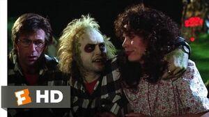 Beetlejuice (4 9) Movie CLIP - We're Simpatico (1988) HD