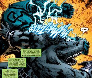 King Shark Prime Earth 0012