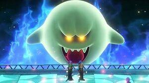 Luigi's Mansion 3 - Secret Boss Boolossus