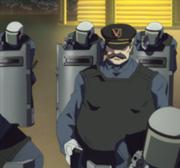 Unnamed Britannian Police Commander