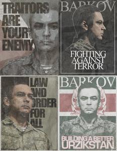 Roman Barkov Posters MW2019