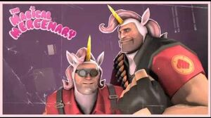Scream Fortress 2013 Unicorn Hat Voicelines