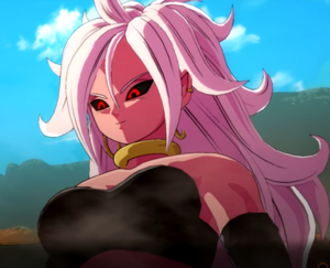 Android 21 (Evil) (true form)