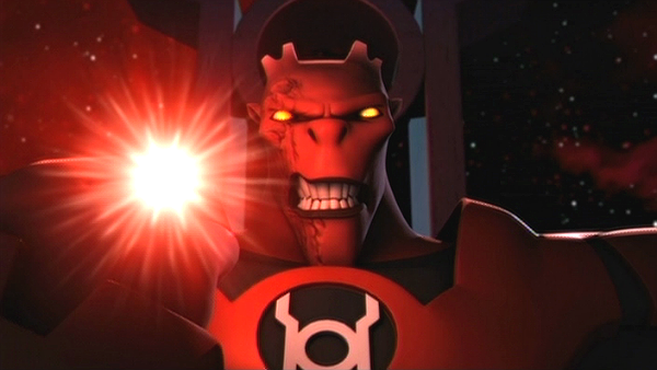 Atrocitus (Green Lantern: The Animated Series)