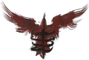 Blood Eagle Decal