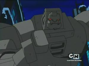 Cinderblock Teen Titans