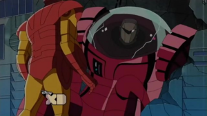 Crimson Dynamo you have been stopped