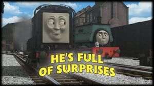 He's Full of Surprises