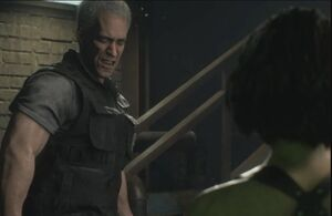 Jill meet Nikolai RE3make 4