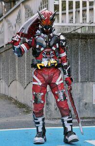 Kamen Rider Ikazuchi 1