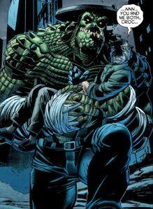 Killer Croc Prime Earth 0123