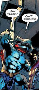 King Shark Prime Earth 0087