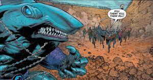 King Shark Prime Earth 0094