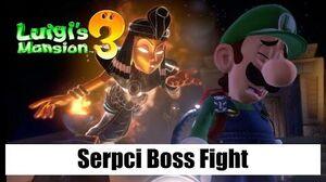 Luigi's Mansion 3 – Serpci Boss Fight (Floor 10 Tomb Suites)