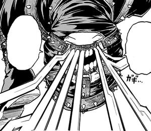 Moonfish intro manga