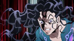 Yukako angry stare