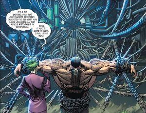 Bane and Joker Prime Earth 02