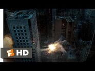 Cloverfield (7-9) Movie CLIP - Bombing the Creature (2008) HD