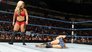 Evil Kaitlyn & AJ Lee 3