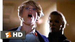 Halloween II (7 10) Movie CLIP - Knifing the Nightshift Nurse (1981) HD